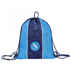 Sacca Napoli calcio con coulisse multiuso