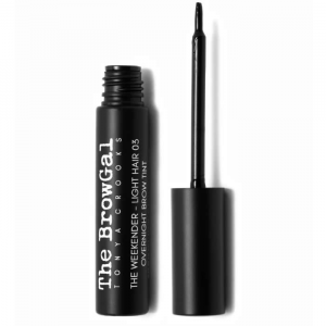 The BrowGal The Weekender Overnight Brow Tint 03 Light Hair