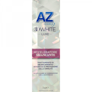 AZ 3D White Luxe Acceleratore Sbiancante 75ml