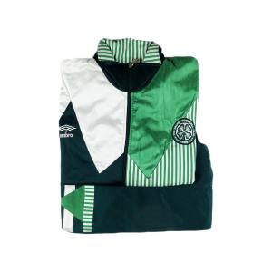 1991-92 Celtic Tuta Umbro M *Nuova