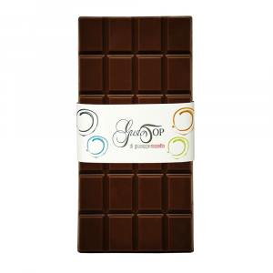 Dark chocolate bar 61% pack of 100 gr