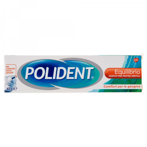 POLIDENT Equilibrio Adesivo 40g