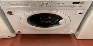 Lavatrice A Scomparsa Electrolux