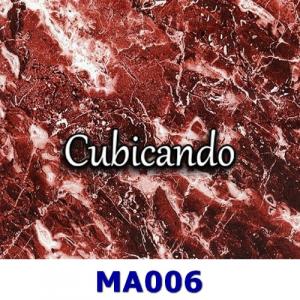 Pellicola per cubicatura Marmo Rosso