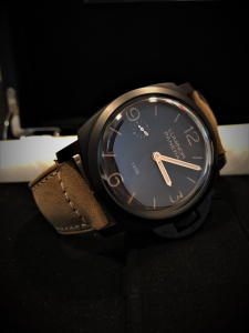 Orologio primo polso Officine Panerai Luminor PAM375