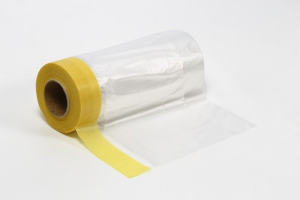 Masking Tape Plastic Sheeting - 550mm