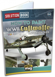 WWII LUFTWAFFE LATE FIGHTERS