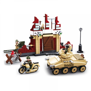 Sluban WWII Battle of stalingrad M38-B0696