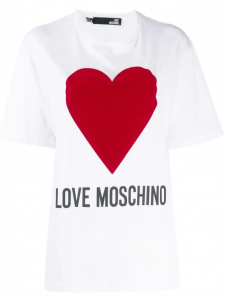 T-shirt Love Moschino Cuore