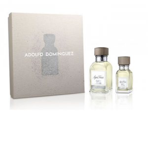 Adolfo Dominguez Agua Fresca Hombre Eau De Toilette Spray 120ml Set 2 Parti 2019