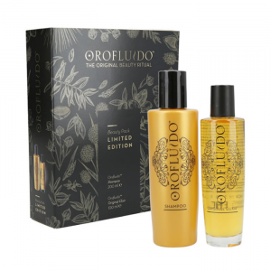 Orofluido Beauty Pack Limited Edition Shampoo 200ml Set 2 Parti 2019