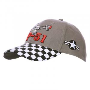 Cappello baseball P-51 Mustang