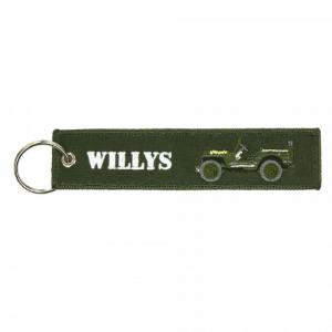 Portachiavi Willys