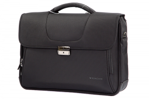 Cartella Briefcase Roncato Clio Black