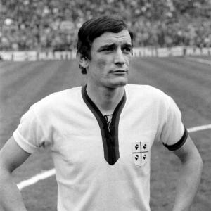 Gigi RIva, Cagliari, 1970