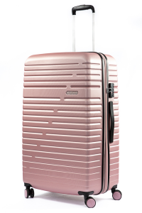 Trolley American Tourister Aero Racer Spinner 79 espandibile rose pink