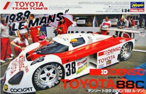 Denso Toyota Team Tom's 88C