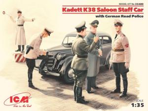 KADETT K38 SALOON STAFF CAR