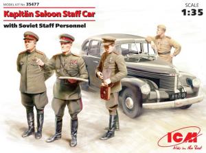 KAPITAN SALOON STAFF CAR