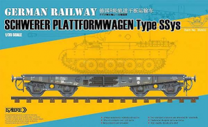 SCHWERER PLATTFORMWAGEN Type SSys - Standard