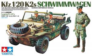 German Schwimmwagen