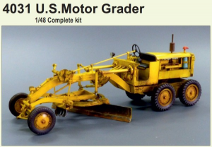 US Motor Grader