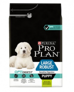 Purina ProPlan Puppy large robust sensitive digestion Agnello