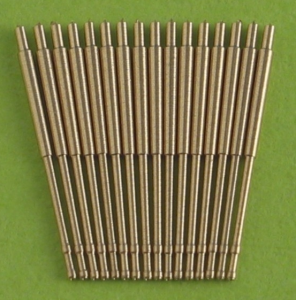 German 10,5cm (4.1in) SKC/33 barrels