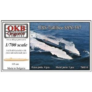USS TULLIBEE