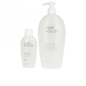 Anne Möller Clean Up High Tolerance Micellar Water 400ml Set 2 Parti 2019