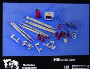Carrier Deck Equipment