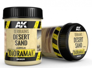 Terrains Desert Sand