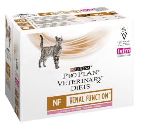 Purina Pro Plan Veterinary Diets Feline NF ST/OX  Salmone