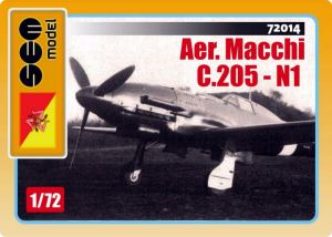 Aer Macchi C.205N1
