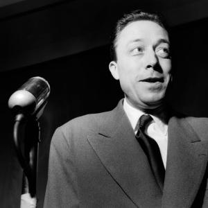 Albert Camus, 1954