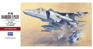 AV-8 B HARRIER II PLUS