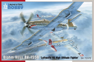 Blohm & Voss BV 155B-1