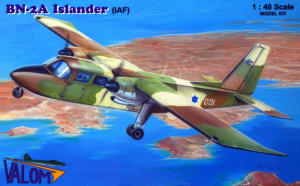 BN-2A Islander (IAF)