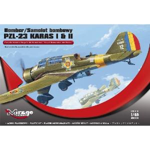 BOMBER PZL-23 KARAS I & II