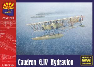 Caudron G. IV Hydravion