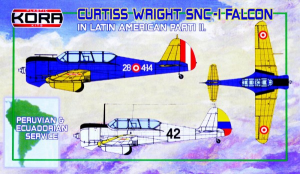 Curtiss Wright SNC-1 Falcon Latin America Pt.II