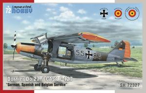 Dornier Do-27 / CASA C-127