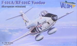 F-101A/RF-101C Voodoo