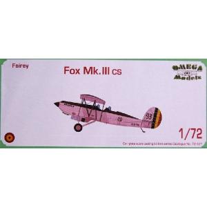 FAIREY FOX MK.II CS