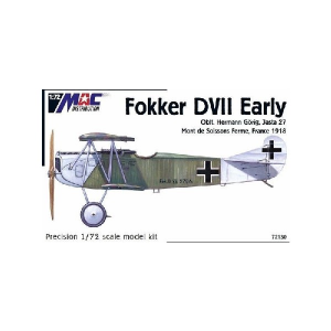FOKKER D.VII EARLY