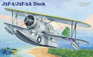 Grumman J2F-2 Duck
