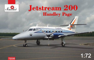 Handley Page Jetstream 200