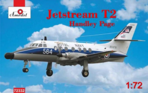 Handley Page Jetstream T2
