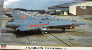 J-35J Draken Air Superiority