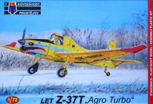 Let Z-37T 'Agro Turbo' (3x camo)